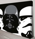 3-amigos-Pop Art Canvas Print