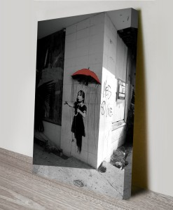 Banksy-Raingirl-Canvas-Print