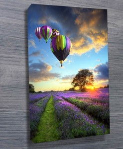 Four-balloons-canvas-print
