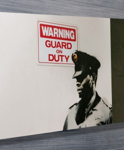Guard-on-duty-banksy-art