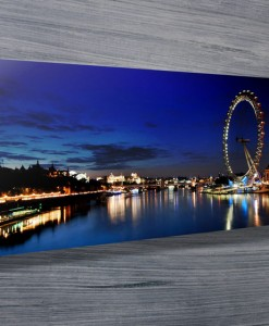 London Panorama Canvas Print