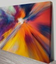 Painted_Motion-Abstract Art Canvas Print