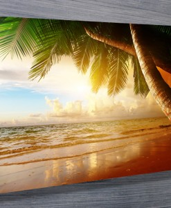 Palm-Trees-on-Tropical-Beach-Canvas