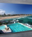 Bondi Beach Icebergs Wall Art