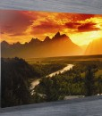 Dream Valley Landscape Wall Art