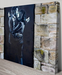 Mobile-Lovers-Banksy-Art