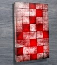Red-Cubes-Abstract-Wall-Art