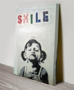 Smile-banksy-art