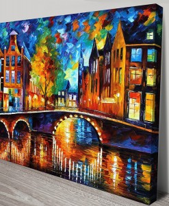 THE-BRIDGES-OF-AMSTERDAM-leonid-afremov-print