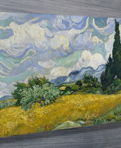 Wheat-Field-with-Cypresses-van-Gogh-canvas