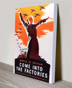 Women-of-Britain-come-into-the-factories1914