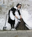 Banksy Art Banksy Maid