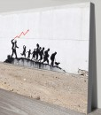 Banksy NYC Coney Island Canvas Print